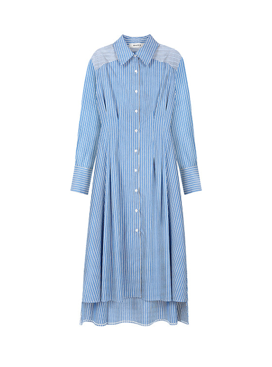 Maxi Shirt One Piece in Stripe VW8SO0450